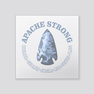 Apache Strong Sticker