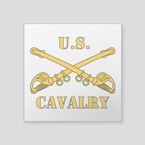US Cavalry Sticker