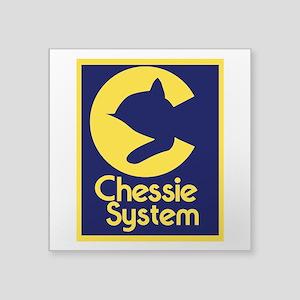 Chessie System Sticker