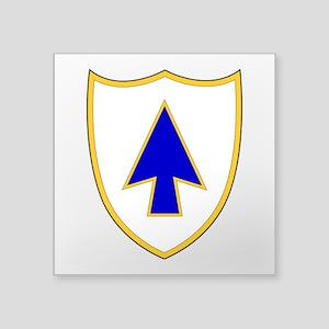 "26th Infantry Regiment Square Sticker 3"" x 3"""