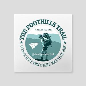 Foothills Trail Sticker