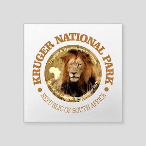 Kruger NP 2 Sticker