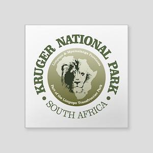Kruger NP Sticker