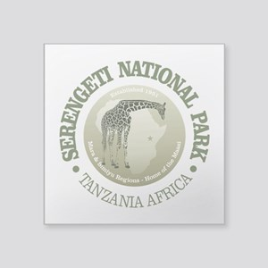 Serengeti NP Sticker