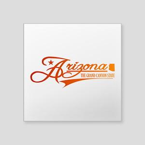 Arizona State of Mine Sticker