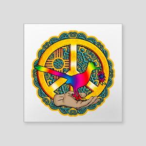 PEACE ROADRUNNER Sticker