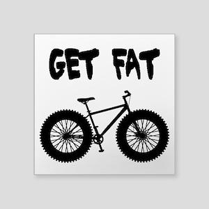Get Fat-Fat Bikes Sticker