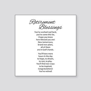 Retirement Gifts Sticker