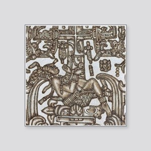 Mayan Ruler Pakal Kim Sticker