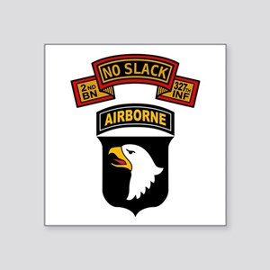 2-327th - 101st Sticker