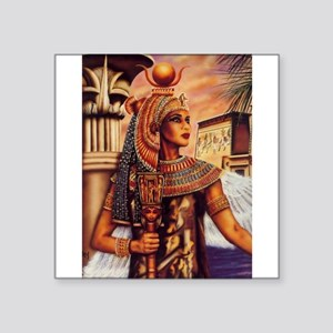 "Best Seller Egyptian Square Sticker 3"" x 3"""