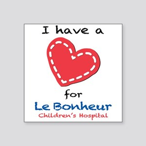 I have a Heart for Le Bonheur Childrens Hospital S