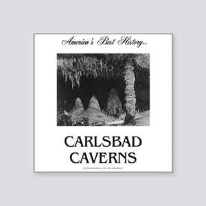 ABH Carlsbad Caverns Rectangle Sticker
