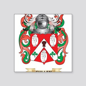 Cullen Coat of Arms Sticker