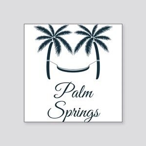 Palm Trees Palm Springs T-Shirt Sticker