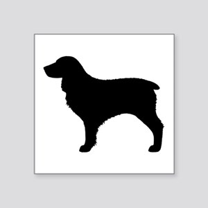 "Boykin Spaniel Square Sticker 3"" x 3"""