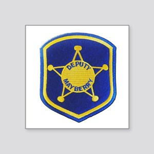 Mayberry Deputy Sheriff Sticker