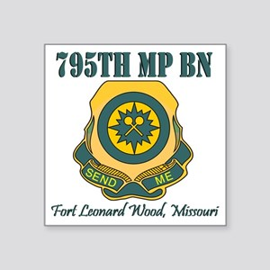 "795thMPBNFLWT Square Sticker 3"" x 3"""