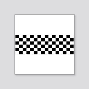 "Indy.png Square Sticker 3"" x 3"""