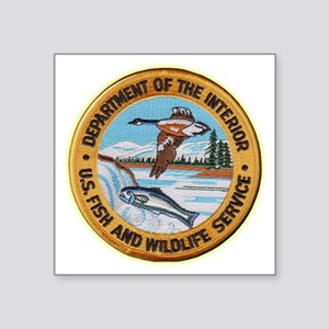 U S Fish Wildlife Service Sticker