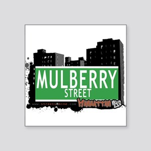 "New Section Square Sticker 3"" x 3"""