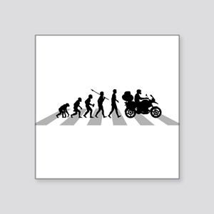 Motorcycle-Traveller Sticker