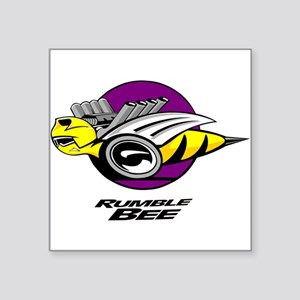 Rumble Bee design Sticker
