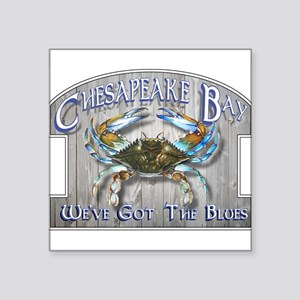 Chesapeake Bay Blues Sticker