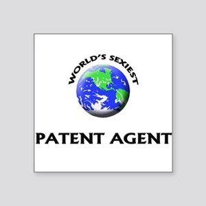 World's Sexiest Patent Agent Sticker