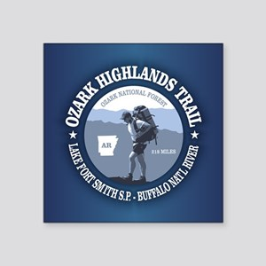 Ozark Highlands Trail Sticker