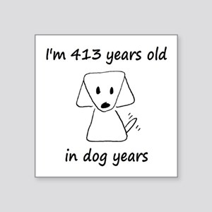 59 Dog Years 6-2 Sticker