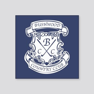 Bushwood Country Club Logo Sticker