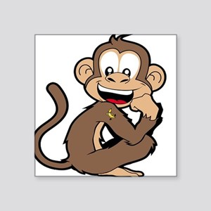 cheeky Monkey Sticker