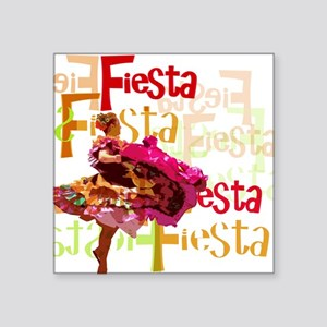 Fiesta Sticker