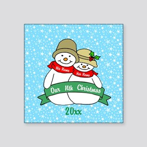 Our Nth Christmas Sticker