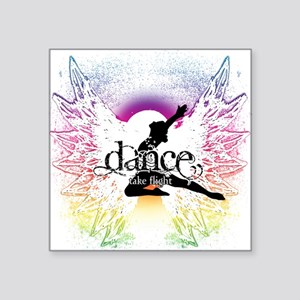 Dance Take Flight the Colors Sticker