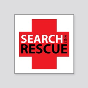 Search And Rescue Sticker