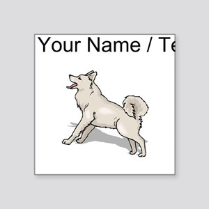 Alaskan Malamute (Custom) Sticker