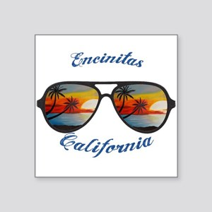 California - Encinitas Sticker