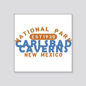 Carlsbad Caverns - New Mexico Sticker