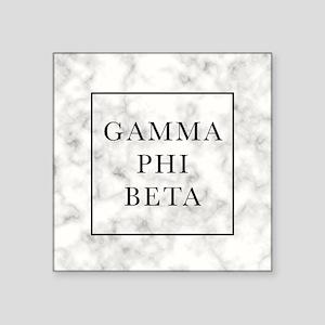 Gamma Phi Beta Sorority Stickers Cafepress