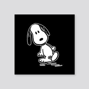 Peanuts Snoopy Sticker
