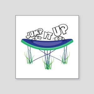 Jump It Up Sticker