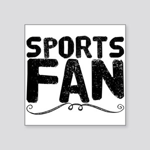 Sports Fan Sticker