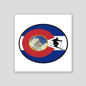 COLORADO SKI TIME Sticker