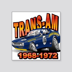 Mark Donohue Trans Am Camaro Sticker