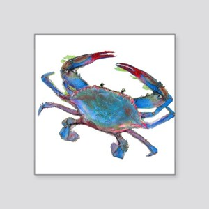 Chesapeake Bay Blue Crab Sticker
