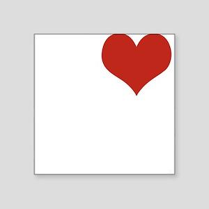 I Heart Chelsea Stickers Cafepress
