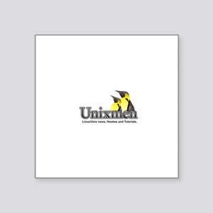 Unixmen Sticker