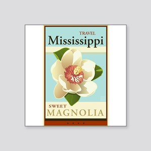 Travel Mississippi Sticker